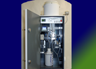 Precipitation analyzer NMO 191/KS with 9-fold sample insert and climate control of the sample